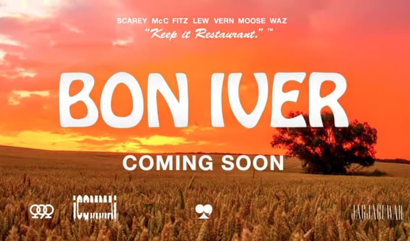 ​Bon Iver Share Mysterious 'Sincerity Is Forever in Season' Teaser