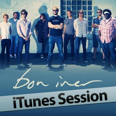 "Bon Iver ""Beth/Rest"" ('iTunes Session')"