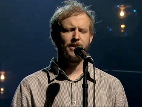 Bon Iver Live on 'Fallon'