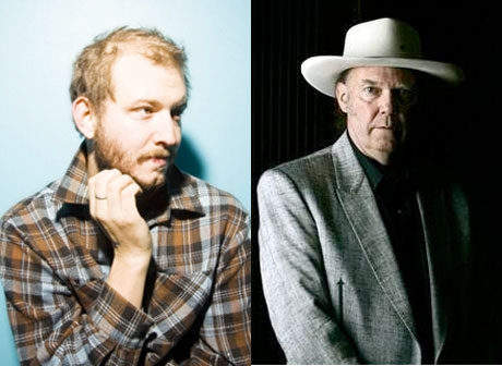 Bon Iver's Justin Vernon to Work with Neil Young?