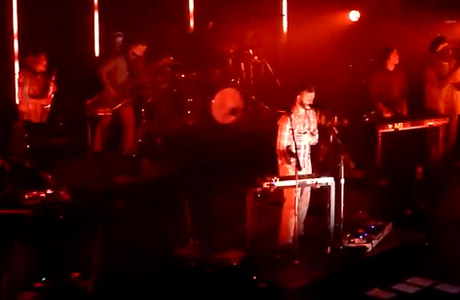 Bon Iver 'Who Is It' (Björk cover)