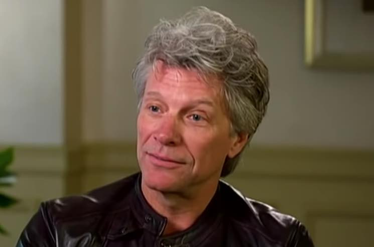 ​Jon Bon Jovi Just Threw Shade at Kim Kardashian