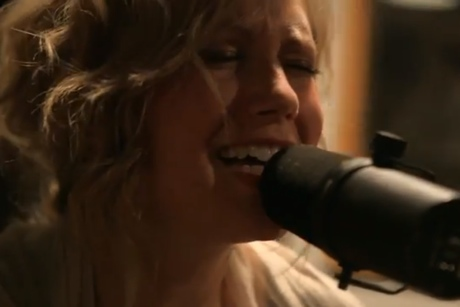 "Megan Bonnell ""We Are Strangers Now"" (live video) / ""Coming Home"""
