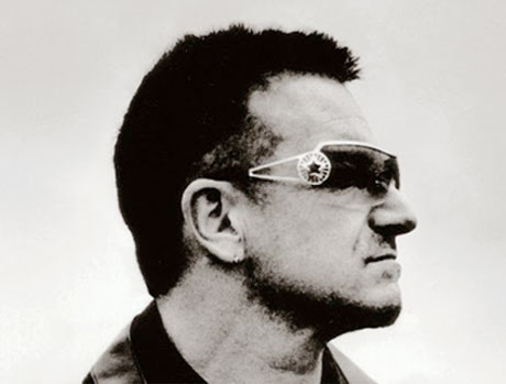Here's Why Bono Is Always Wearing Sunglasses