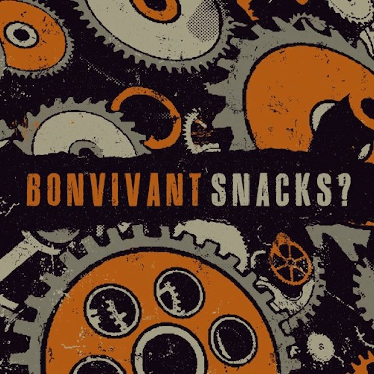 Snacks? / Bonvivant Split 7-Inch (EP stream)