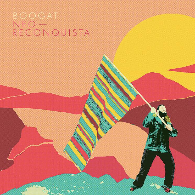 Boogat Unveils New 'Neo-Reconquista' LP, Shares First Single