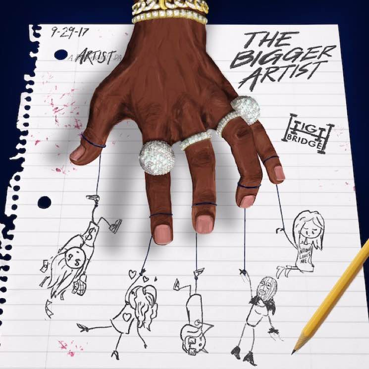 ​A Boogie wit da Hoodie 'The Bigger Artist' (album stream)