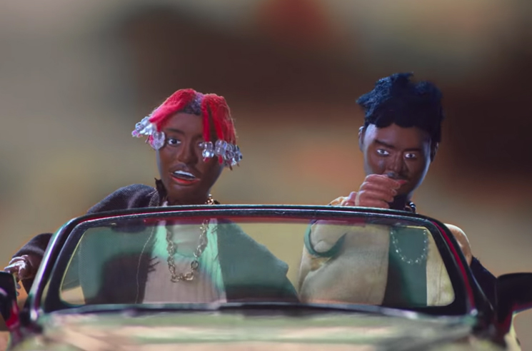 "Lil Yachty ""BOOM!"" (ft. Ugly God) (video)"