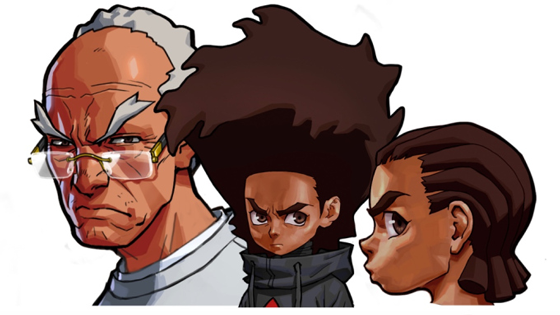 'The Boondocks' Reboot Gets Two-Season Order for HBO Max