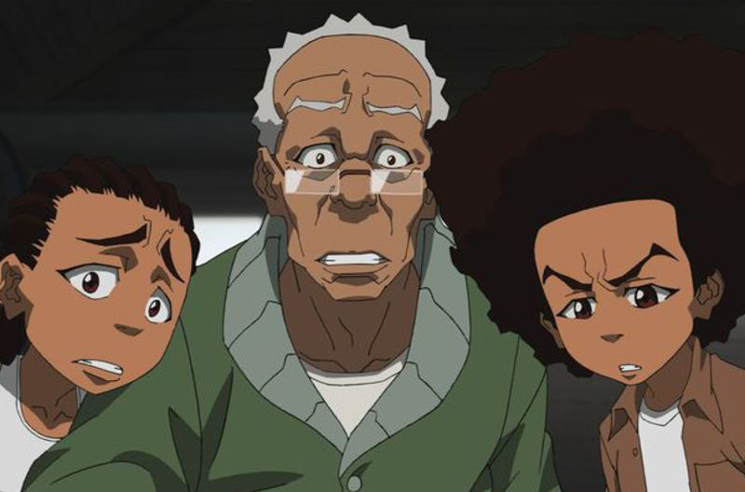'The Boondocks' Is Getting a Reboot