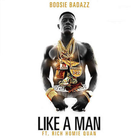 "Boosie Badazz ""Like A Man"" (ft. Rich Homie Quan)"