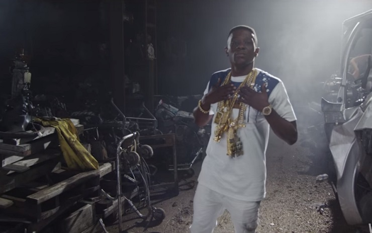 "Boosie Badazz ""Problems"" (video)"