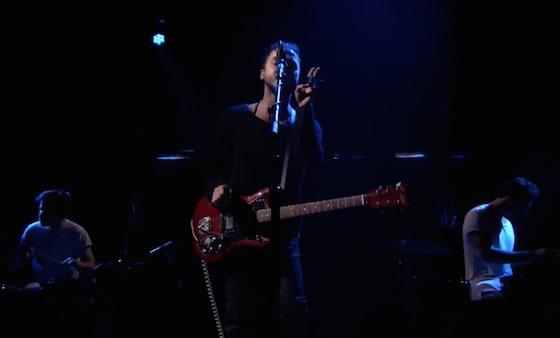 Boots 'I Run Roulette' (live on 'Fallon')