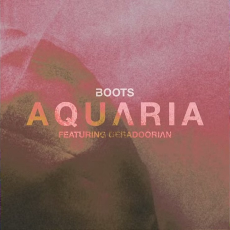 Boots Announces 'AQUΛRIA' LP, Premieres New Single with Angel Deradoorian
