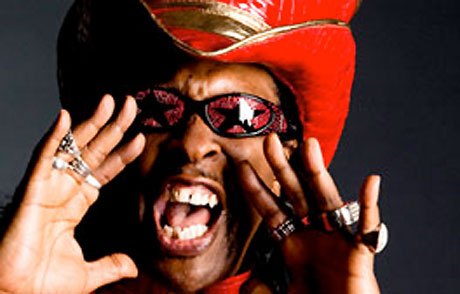Montreal Jazz Festival: Bootsy Collins / Trombone Shorty Metropolis, Montreal QC June 28