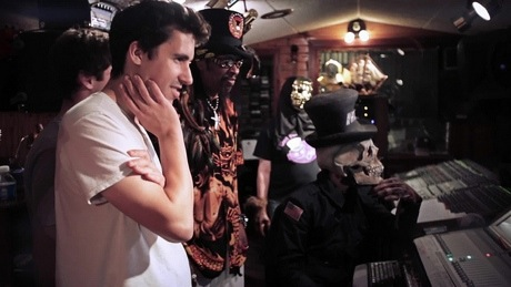 BADBADNOTGOOD 'Sounds Like' (mini-documentary) (ft. Bootsy Collins)
