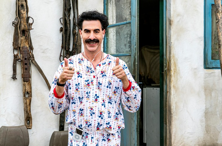 Holocaust Survivor's Lawsuit Against 'Borat' Dismissed