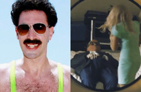 Rudy Giuliani Allegedly Attempts to Seduce a 15-Year-Old in the New 'Borat' Movie