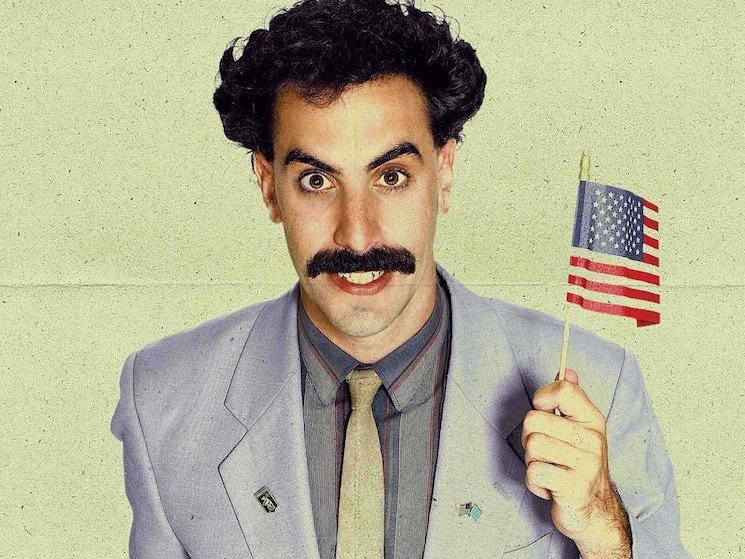 Sacha Baron Cohen Has Reportedly Completed His 'Borat' Sequel