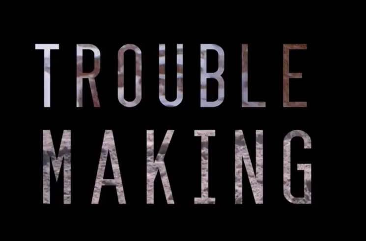 "Bordeen ""Trouble Making"" (video)"