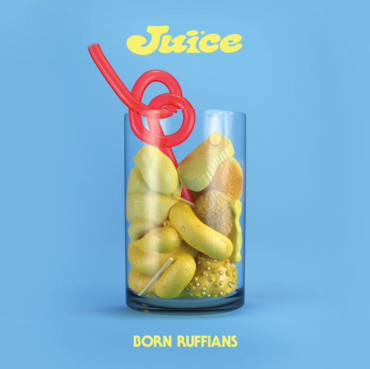 Born Ruffians Roll Out New Song 'Wavy Haze'