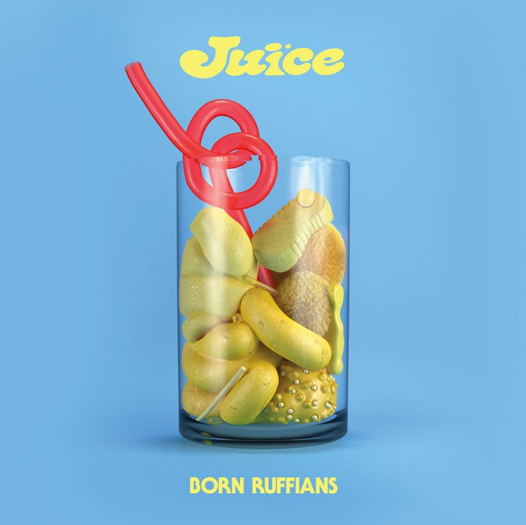 Born Ruffians JUICE