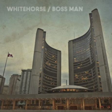 "Whitehorse ""Boss Man"""