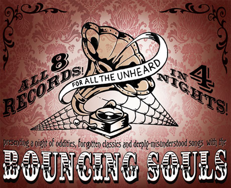 Bouncing Souls Take All Their Albums Back on the Road