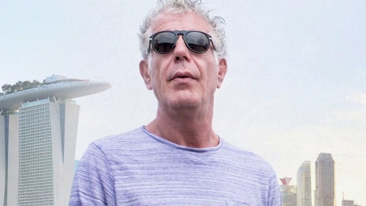 "Anthony Bourdain Fantasizes About Harvey Weinstein's Death and Calls Bill Clinton a ""Piece of Shit"" in Final Interview"
