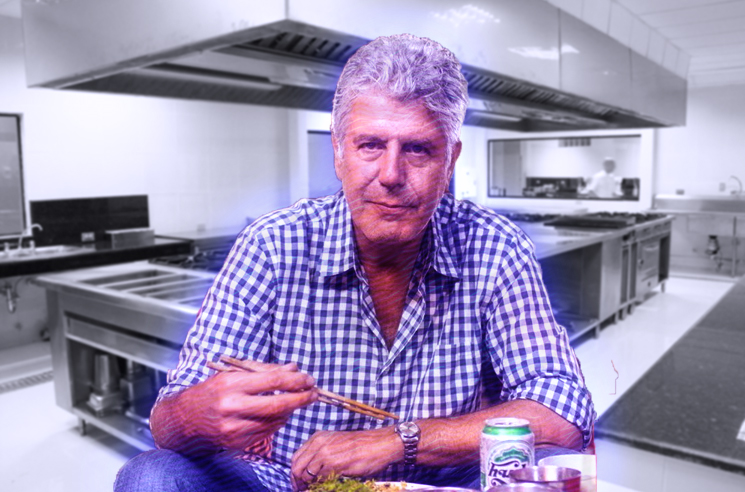 The Director of Anthony Bourdain Doc 'Roadrunner' Used AI to Recreate His Voice
