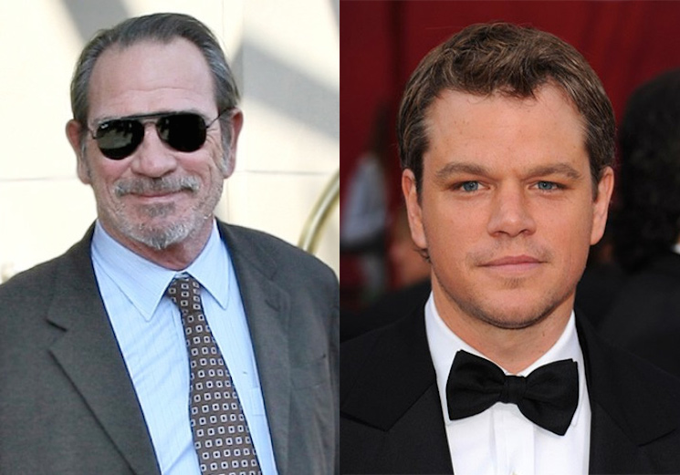 Tommy Lee Jones Joins Matt Damon in 'Bourne' Sequel