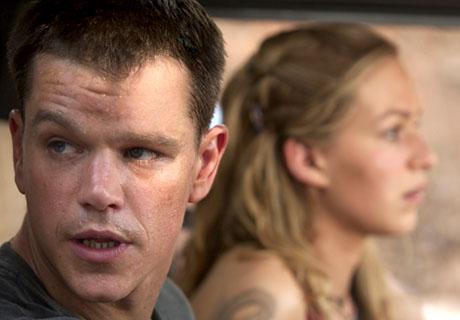 The Bourne Supremacy Paul Greengrass