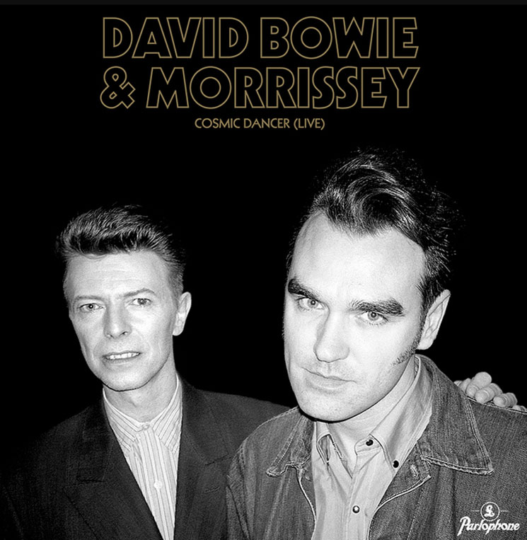 Hear David Bowie and Morrissey Cover T. Rex's 'Cosmic Dancer'