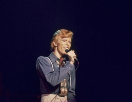 David Bowie <i>Cracked Actor</i> movie stream