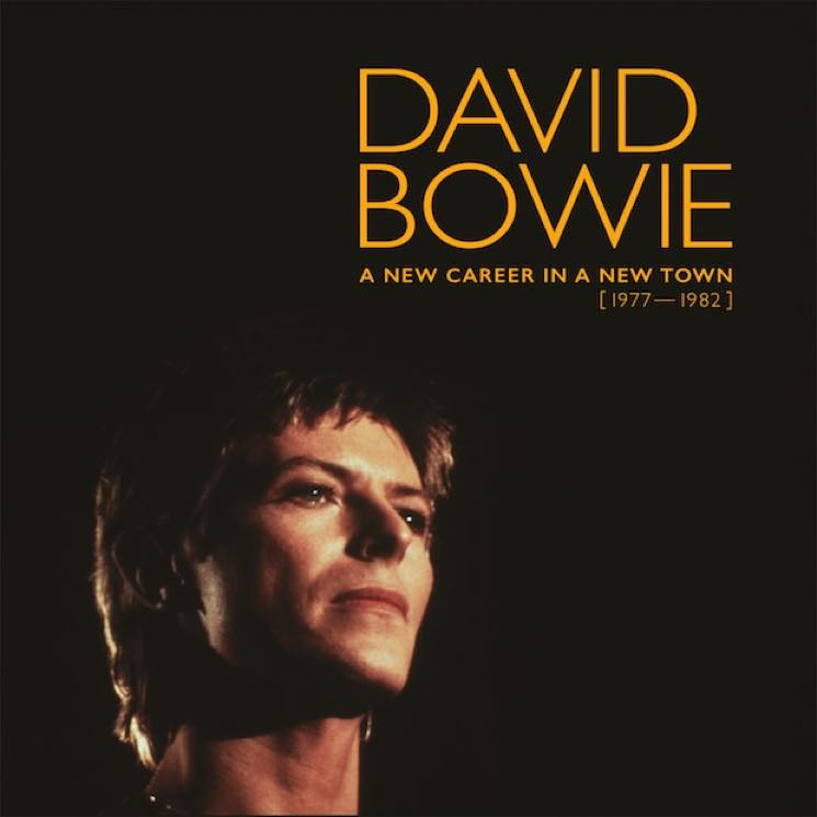 David Bowie Treated to 'A New Career in a New Town' Box Set
