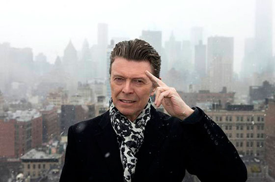 David Bowie Retires from Touring
