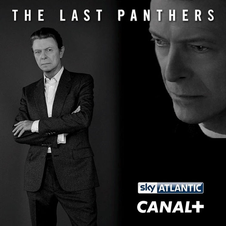 David Bowie 'The Last Panthers' theme song