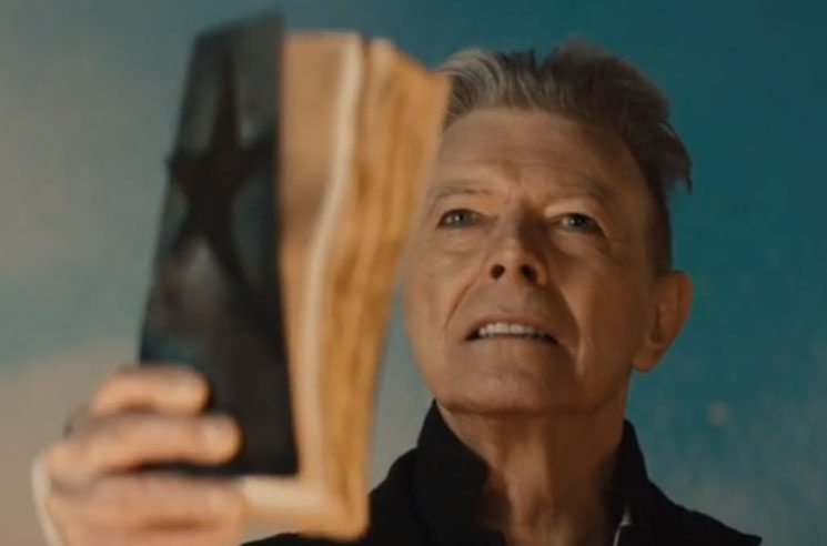 David Bowie '★' (trailer)