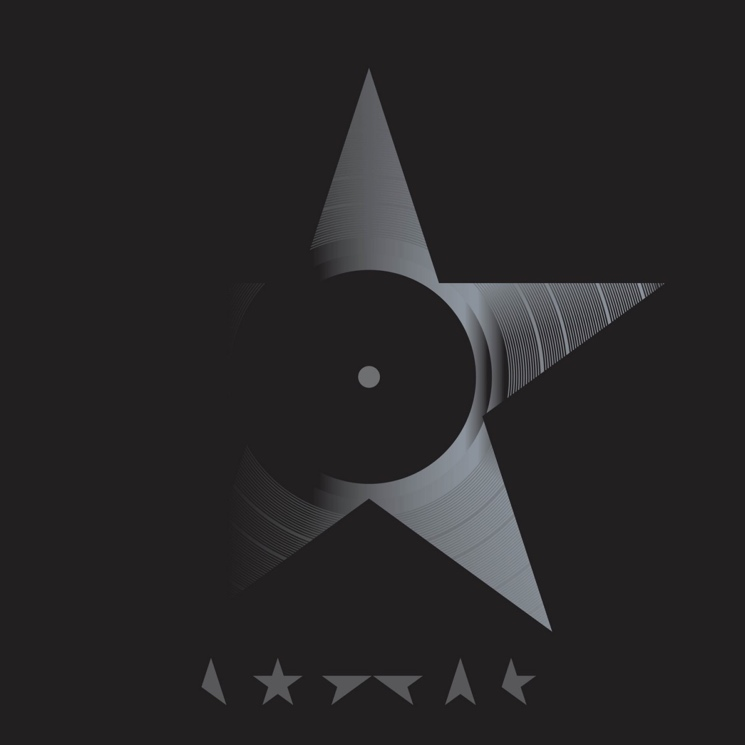 David Bowie Reveals 'Blackstar' Cover Art