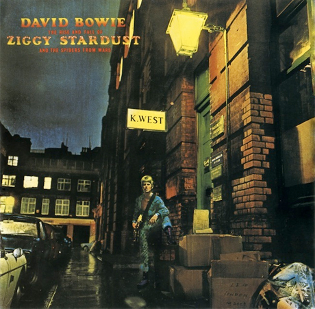 David Bowie's 'Ziggy Stardust' Gets Remastered for 40th Anniversary Reissue