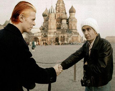 David Bowie and Iggy Pop's Berlin Collaborations Chronicled in 'Lust for Life' Biopic