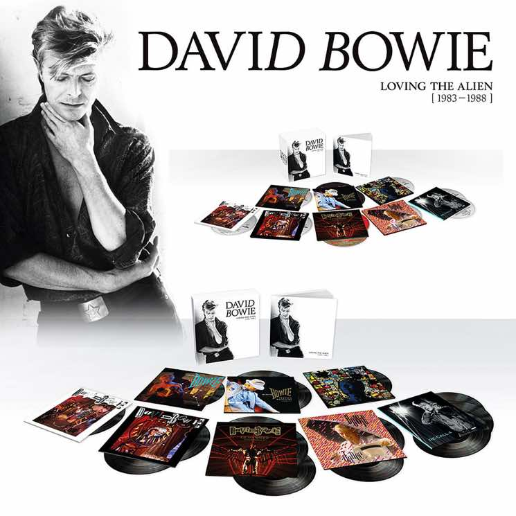 ​David Bowie's '80s Era Highlighted on 'Loving the Alien' Box Set