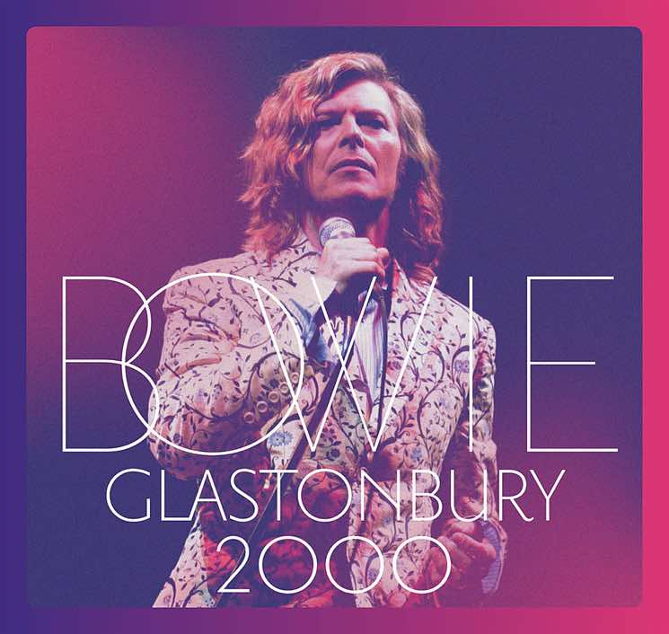 ​David Bowie's 2000 Glastonbury Headlining Set Finally Gets Release
