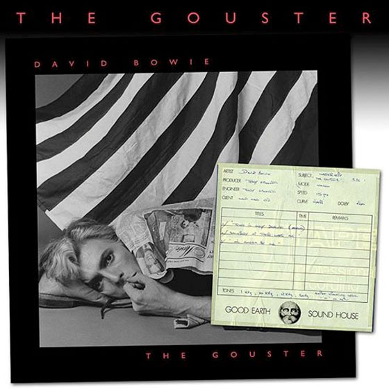 David Bowie's Lost Album 'The Gouster' Set for Release