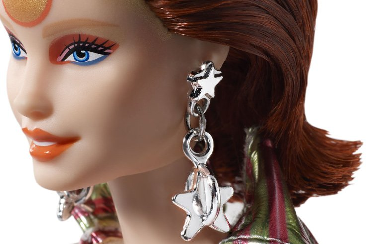David Bowie Is Now a Barbie Doll