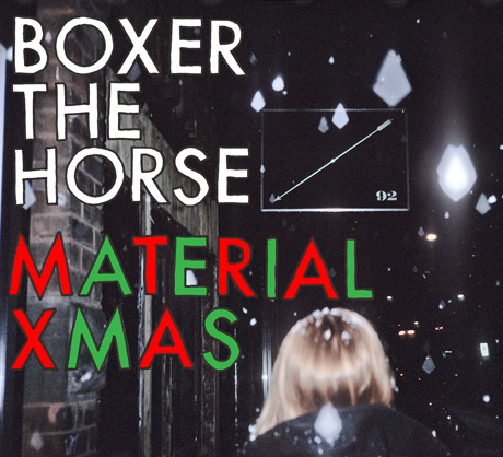 "Boxer the Horse ""Material Xmas"""