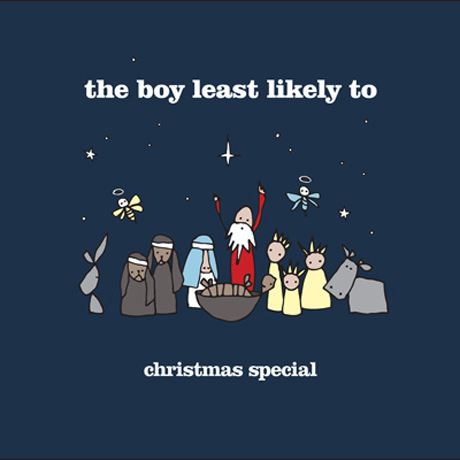 The Boy Least Likely To Announce Christmas Album