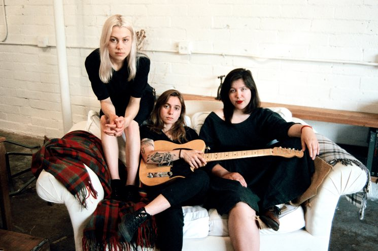 boygenius Unite Julien Baker, Phoebe Bridgers and Lucy Dacus, Changing Everything
