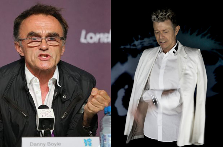 "Danny Boyle ""in Grief"" over Axed David Bowie Film"