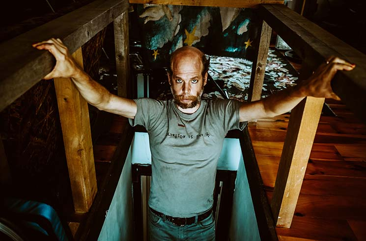 Bonnie 'Prince' Billy on Recording Others' Songs, Mourning David Berman and Long-Awaited 'I Made a Place'